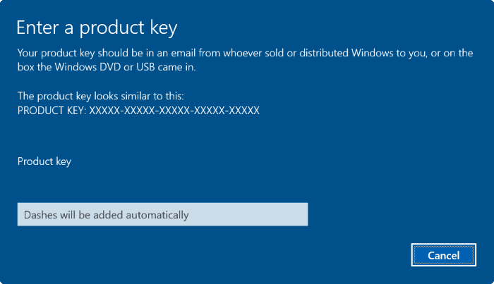 how to change product key in windows 8
