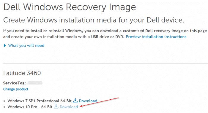 windows 7 professional 64 bit iso dell