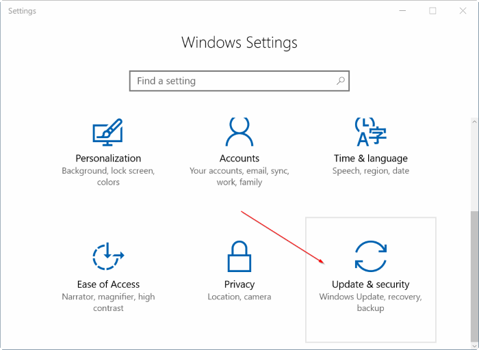 reset Windows 10 PC pic2