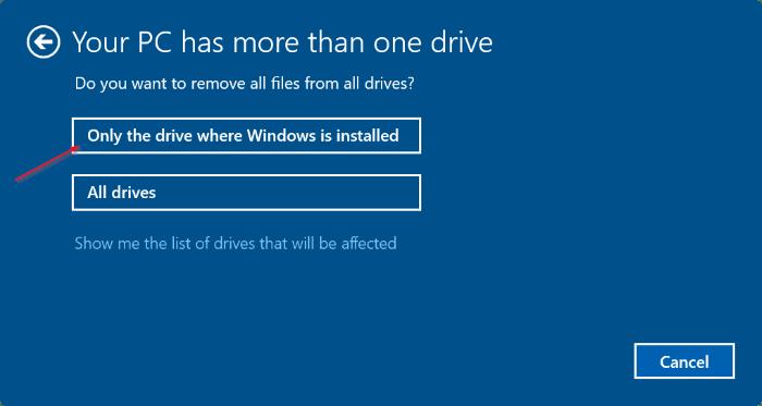 reset Windows 10 PC pic9.1