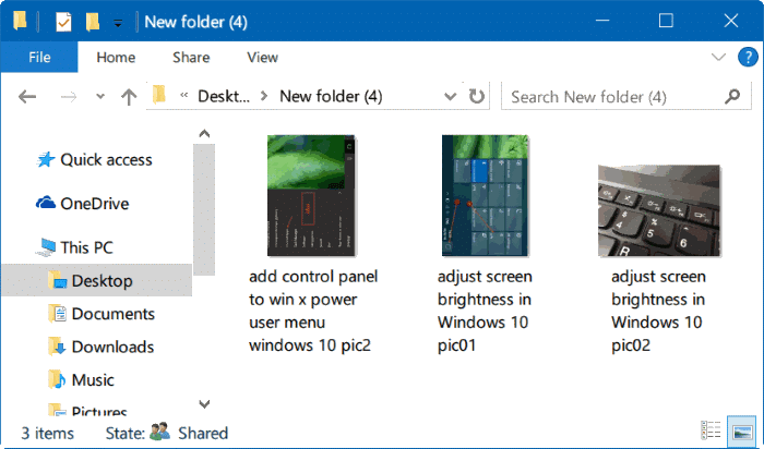 rotate pictures in Windows 10 file explorer1
