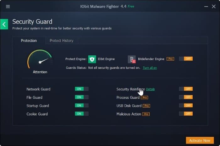 IObit Malware Fighter pic3