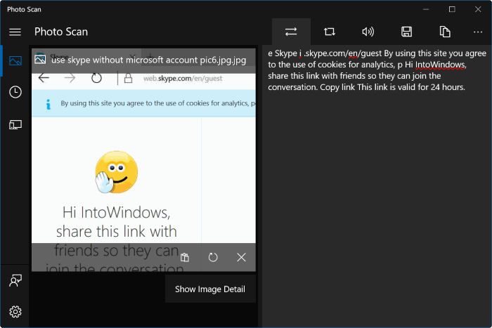 Photo Scan for Windows 10 pic2