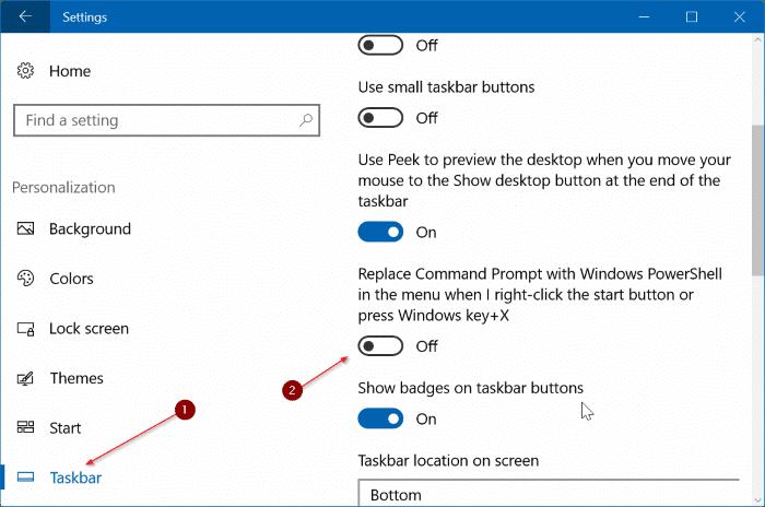 windows key + x not working windows 10