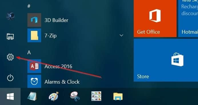 change computer name in Windows 10 pic1