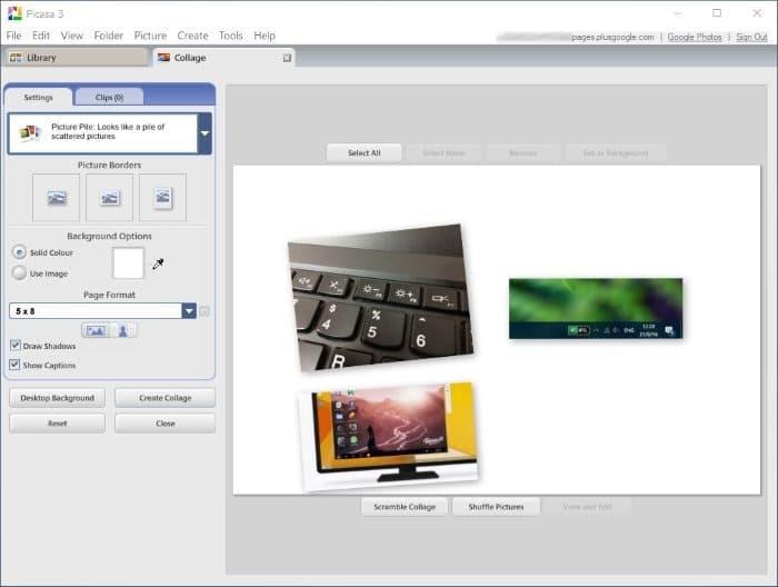 Download Google Picasa For Windows 10
