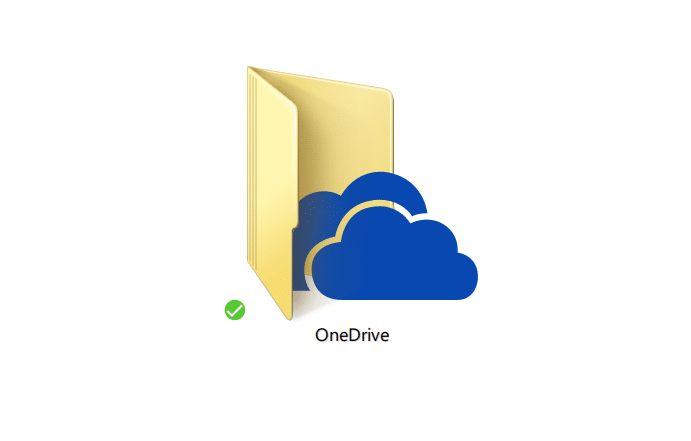 move onedrive folder in Windows 10