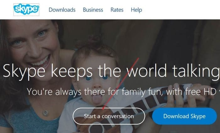 use skype without microsoft account pic2