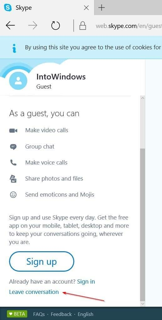 How To Use Skype Without An Account