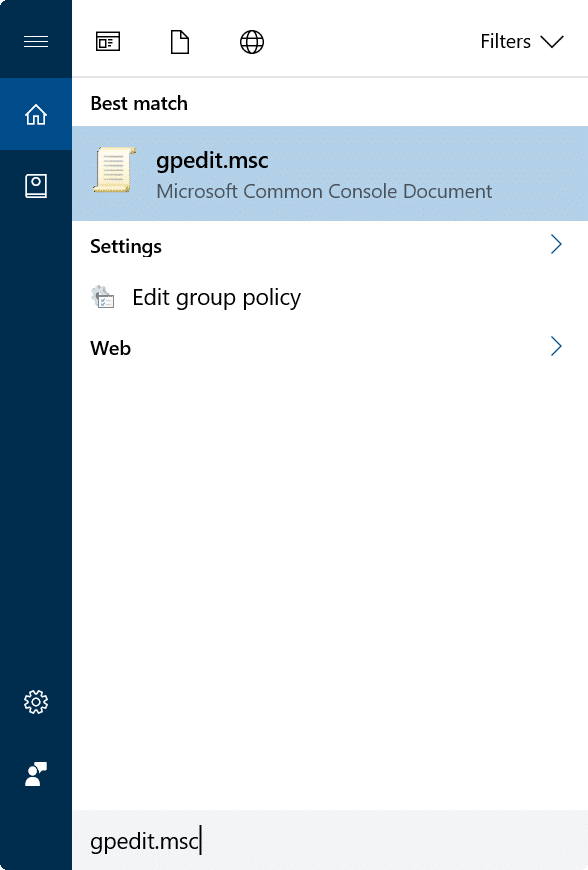 cannot change desktop background in Windows 10 pic1