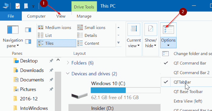 change folder background color Windows 10 pic3