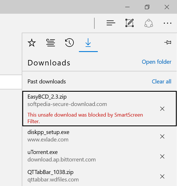 how to unblock files blocked by chrome