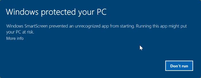 enable classic paint program in Windows 10 Creators Update pic06