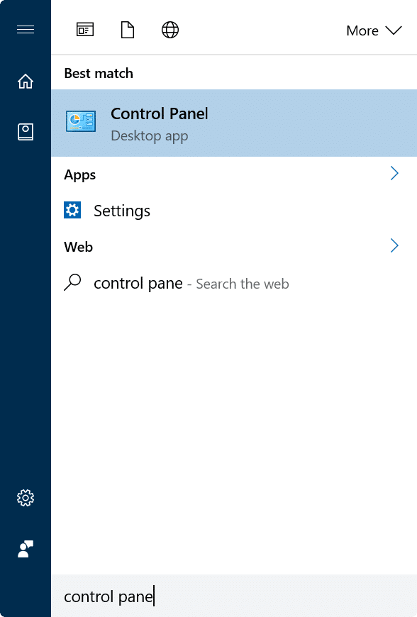 fix to unable to change default web browser or apps Windows 10 pic1