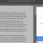Grammarly: Advanced Spelling And Grammar Checker For Office Word