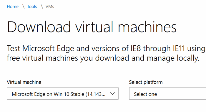 microsoft edge for windows 7 and Windows 8.1 pic1