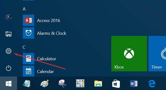 How To Reset Windows Store App In Windows 10