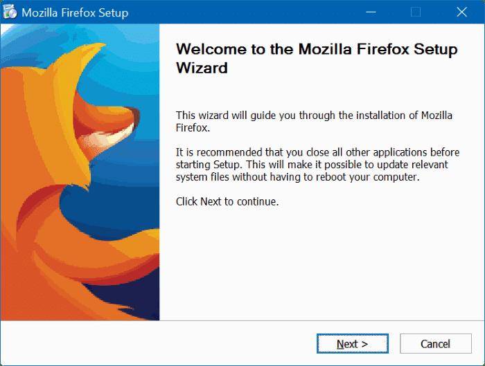 download firefox 64 bit offline installer