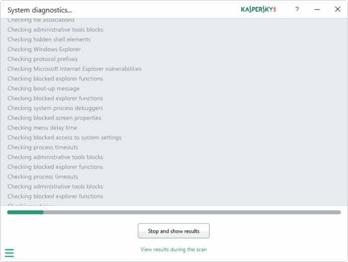 Kaspersky PC Cleaner for Windows 10 pic2
