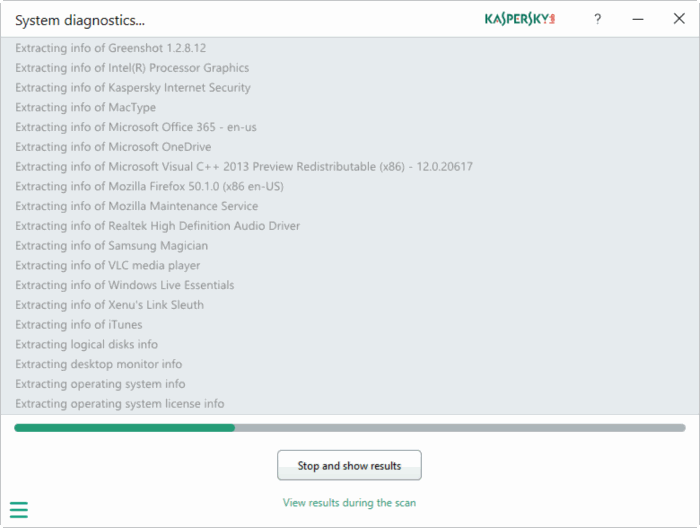 Kaspersky PC Cleaner for Windows 10 pic4