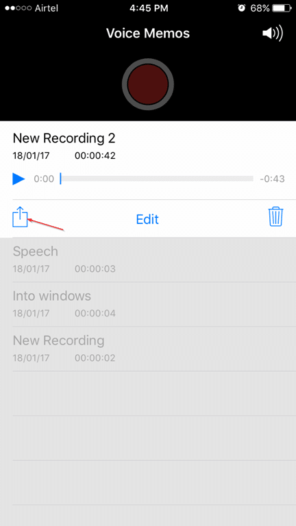 transfer iphone voice memos to windows 10 computer