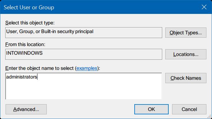 access windowsapps folder in Windows 10 pic07