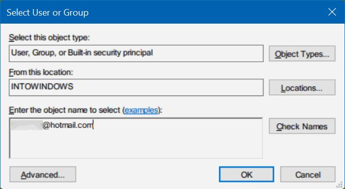 access windowsapps folder in Windows 10 pic7.1