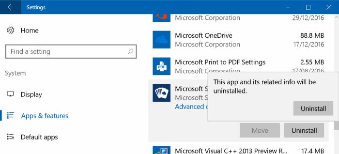 repair Windows 10 apps pic5