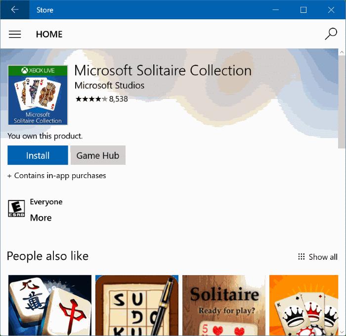 repair Windows 10 apps pic6