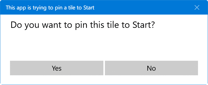 Pin Files to Start menu in Windows 10 pic3