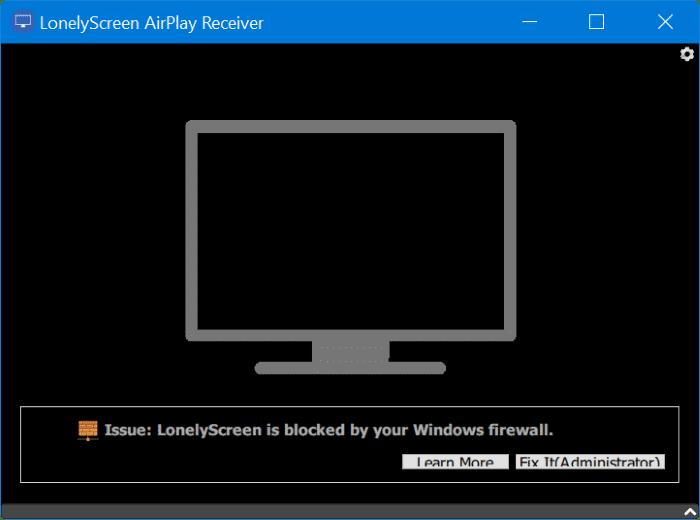 mirror iphone ipad screen on Windows 10 PC pic2