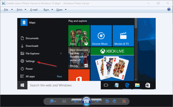 photos app opening slowly in Windows 10 pic4