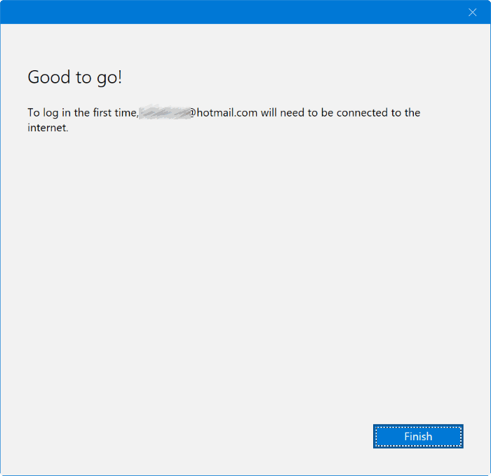 create a new administrator account in Windows 10 pic7