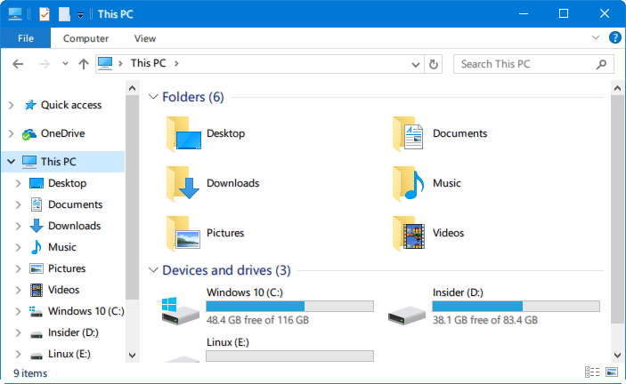 file explorer opening slowly in windows 10