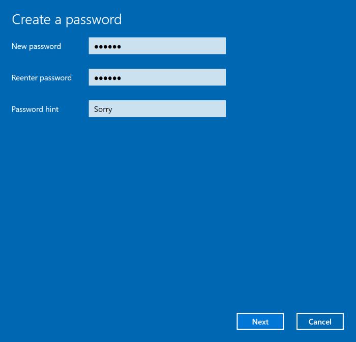 password protect Windows 10 PC pic2