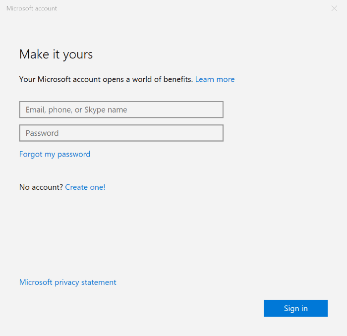 password protect Windows 10 PC pic5