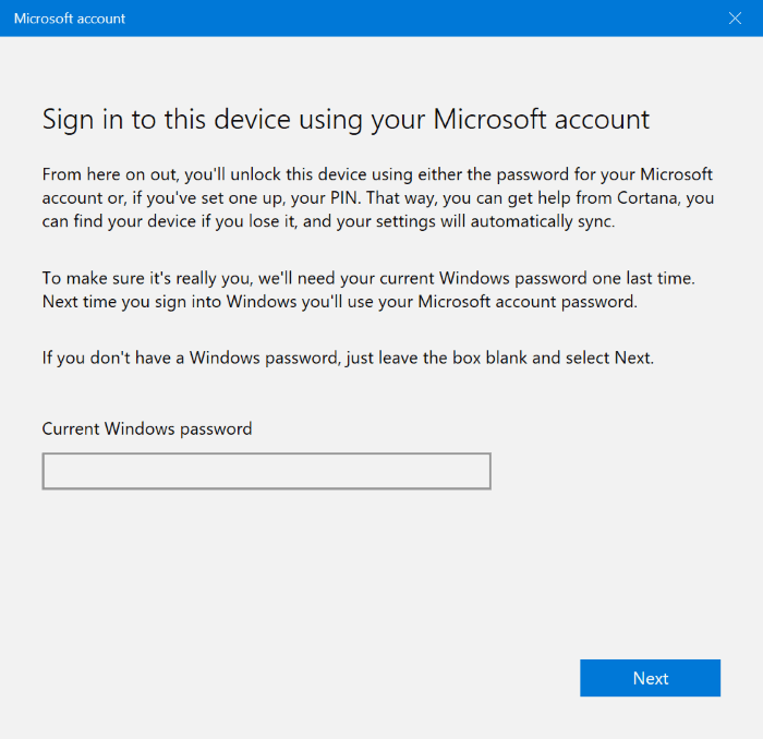 how to change your pc password windows 10