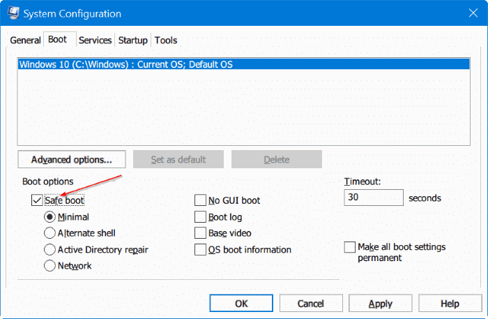 reset network data usage in Windows 10 pic2
