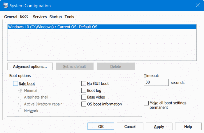 reset network data usage in Windows 10 pic6