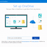 """How To Disable """"Set Up OneDrive"""" Popup In Windows 10"""