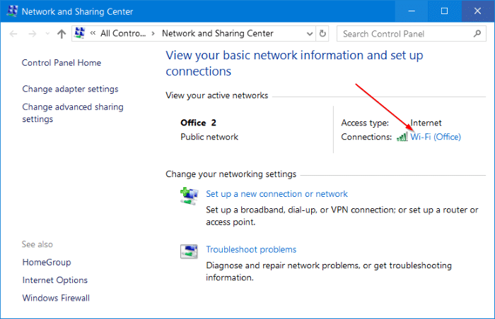 disable wifi when ethernet cable is connected in Windows 10 pic3