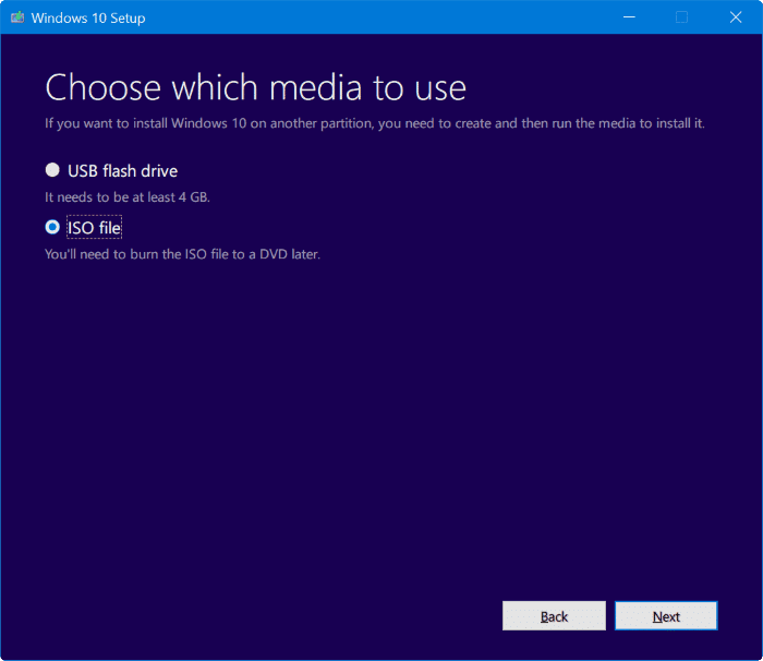 download Windows 10 Creators Update ISO x86 and x64 pic5