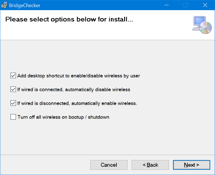 Turn Off Wi-Fi When Ethernet Cable Is Connected To Windows 10 PC