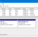 How To Partition USB Drives In Windows 10 Using Disk Management