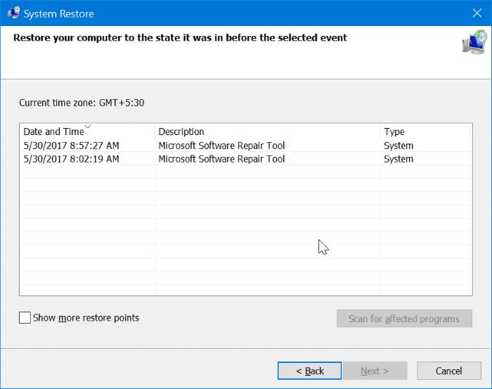10 free tools to repair Windows 10 pic6