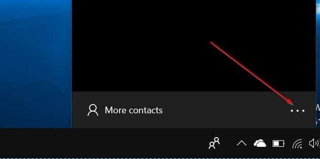 add or remove people bar from Windows 10 taskbar pic2.1