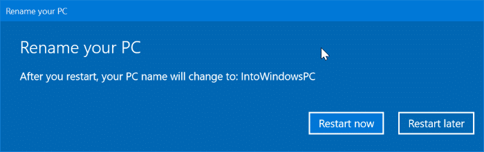 change bluetooth name in Windows 10 pic7
