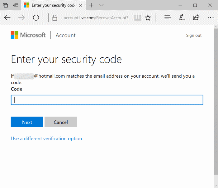 reopen closed Microsoft account pic3