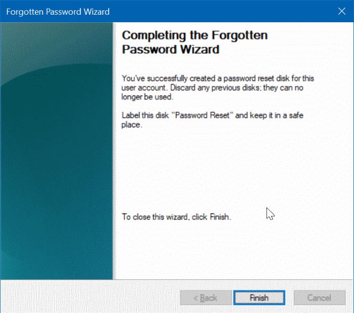 create windows 10 password reset disk on usb pic8
