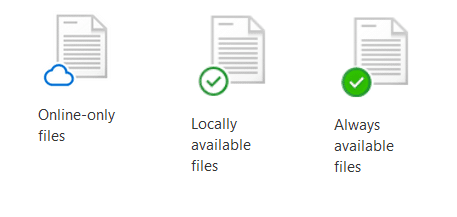 enable or disable onedrive files on demand in windows 10 pic01